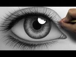 Resultado de imagen para como dibujar ojos de personas paso a paso