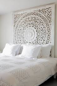 Adorable Bed Headboard Ideas Diy Cool Headboard Ideas