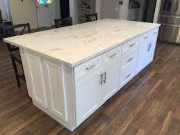 white quartz countertops. White Carrara Quartz Countertop Countertops
