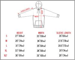 Soft Shell Jacket Size Chart Soft Shell Jacket Sahara