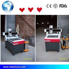 small cnc machine for sale. low price intechcnc vacuum table cnc router wood 6090//small milling machine small for sale a