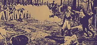 Resultado de imagen para fusilamientos múltiples en argentina durante el siglo xix