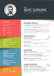 Image Result For Creative Resume Template Free Download