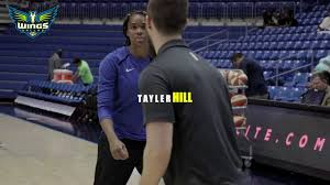 Tayler Hill - Erase All Doubt - Dallas Wings - YouTube