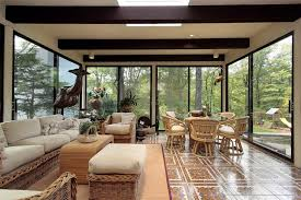 furniture excellent contemporary sunroom design. Excellent Modern Sunroom Interior Design With Exotic Unfinished Rattan Handicrafts Of Living Sofa Chairs Furniture Contemporary U