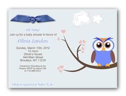 Owl Girl Baby Shower Invitationsowlbabyshowerboypersonalized Owl Baby Shower Invitations For Boy