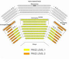 T Pavilion Seating Chart With Seat Numbers Pnc Music