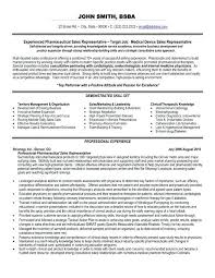 Outside Sales Representative Sample Resume Fascinating Retail Sales Representative Resume Retail Sales Associate Resume
