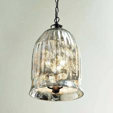 mercury glass ceiling light amazing pendant fixtures for best of lights flush mount