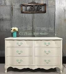 cottage chic furniture. Delighful Furniture White Shabby Chic French Provincial Dresser  Painted Collection Denver  Colorado To Cottage Furniture