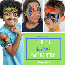 face painting has evolved drastically over the past 20 years where balloons on the cheek or a simple heart was once the most requested we have now moved