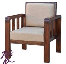 simple wooden sofa chair.  Sofa Simple Solid Wood Sofa With Wooden Chair M
