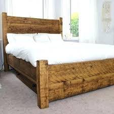 Reclaimed Wood Bed Frame Reclaimed Wood Bed Frame Uk – detoutebeaute.org