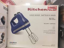 kitchen aid hand mixer 19 98 reg 39 99