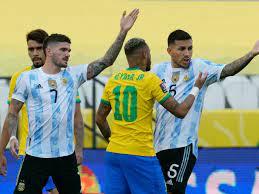 Brazil-Argentina match suspended over ...