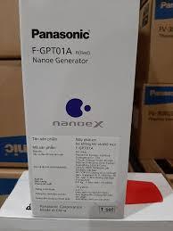 Hàng chính hãng] Máy phát ion lọc không khí và khử mùi F-GPT01A Panasonic