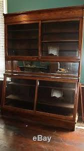 Antique Oak General Store Apothecary Display Case Circa 1900 ...