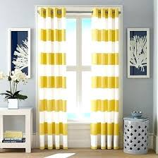 contemporary yellow striped curtains curtain yellow striped outdoor curtains