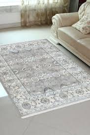 classy mughal monochrome handmade area rug