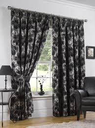hampton fl curtains graphite