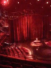 Zumanity Seating Chart Reviews Cogent Zumanity Theatre