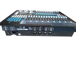 1024 dmx512 intelligent lighting controller mini dmx controller with midi control