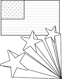 Usa Flag Coloring Page Flag Coloring Page Coloring Pages Flag