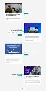 Vertical Timeline Layout For Divi Divi Theme Layouts