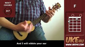 I M Yours Ukulele Strumming Pattern Inspiration I'm Yours Jason Mraz Ukulele Playalong Tutorial Lesson YouTube