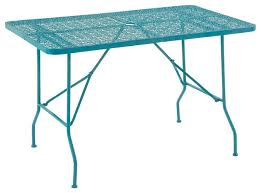 modern metal outdoor furniture photo. fine photo metal fold outdoor table lace design turquoise 48 on modern furniture photo