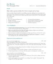 Host Resume Stunning Best Birthday Party Host Resume Example Event Sample Media