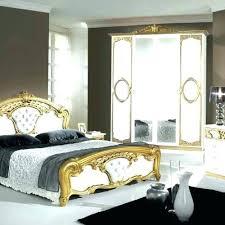 gold bedroom set – bramblebox