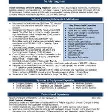 Sample Resume For Entry Level Aerospace Engineer New Mechanical