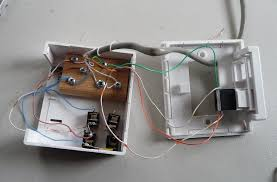 set up a whole house speaker system through your phone lines external box wired in to existing phone system