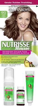 Garnier Nutrisse Nourishing Color Foam Iced