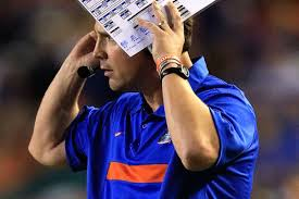 Florida Gators Release First Fall Depth Chart For 2012