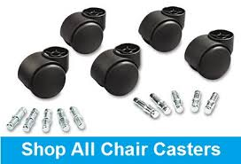 shop all chair casters buying an office chair
