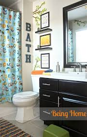 ... Top 25 Best Boys Bathroom Decor Ideas On Pinterest Boy Bathroom Popular  of Kid Bathroom Design ...