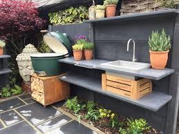 bbq island prefab outdoor kitchen frames kits prefab bbq cool kitchen sinks