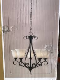 5 light chandelier 3 light chandelier ceiling lamp for in roseville ca offerup
