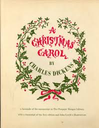 charles dickens christmas rare books special collections  the idea for dickens s most famous christmas book came the christmas carol