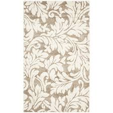 safavieh amherst collection amt425s wheat and beige indoor outdoor area rug 2