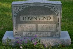 Eunice Sims Townsend (1909-1973) - Find A Grave Memorial
