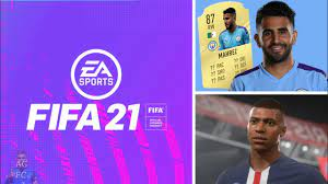 RIYAD MAHREZ SHOULD BE A WALKOUT IN FIFA 21 (Top 50 50 - 41 Rating  Predictions) - YouTube