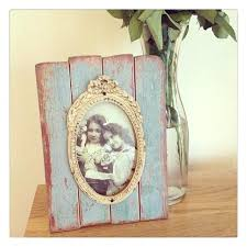 shabby chic picture frames shabby chic distressed wooden panelled photo frame with mount duck egg large shabby chic picture frames