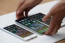 falder iphone 6 i pris