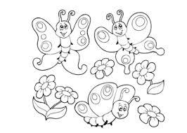 Paasei Kleurplaat Volwassenen Vlinder Kleurplaat Boek Voor