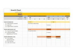Gantt Chart Excel Template Xls 36 Free Gantt Chart Templates Excel Powerpoint Word