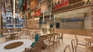 Indian Restaurant Design Indian Restaurant Mohalla Launches In D3 Future Of Retail