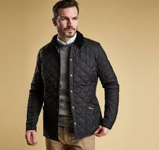 Barbour Size Chart Mens Barbour Heritage Liddesdale Quilted Jacket